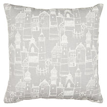 Buy John Lewis Portland Cushion, Smoke Online at johnlewis.com
