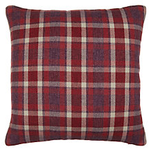 Buy John Lewis Ruskin House Check Cushion Online at johnlewis.com