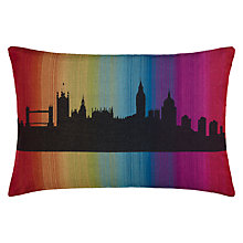 Buy John Lewis London Skyline Cushion Online at johnlewis.com