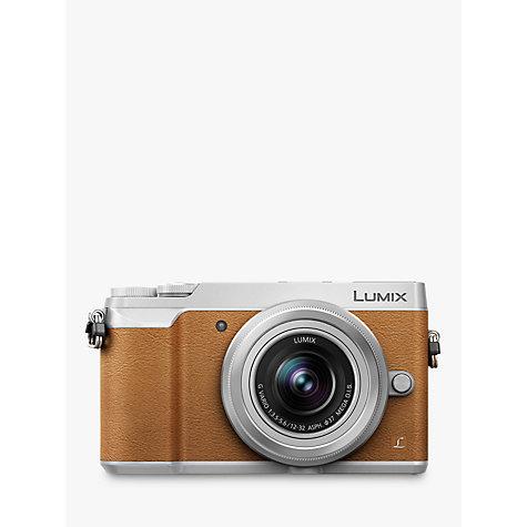buy panasonic lumix dmc gx80 compact system camera with 12