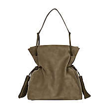 Buy AllSaints Freedom Hobo Slouchy Bag Online at johnlewis.com