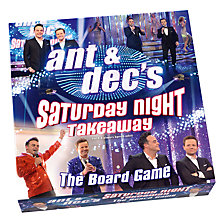 Buy Ant & Dec's Saturday Night Takeaway Board Game Online at johnlewis.com