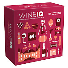 Buy Helvetiq Wine IQ Game Online at johnlewis.com