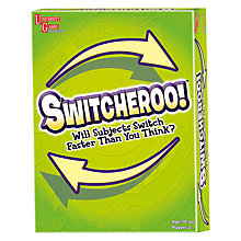 Buy Switcheroo! Card Game Online at johnlewis.com