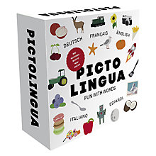 Buy Helvetiq Pictolingua Game Online at johnlewis.com