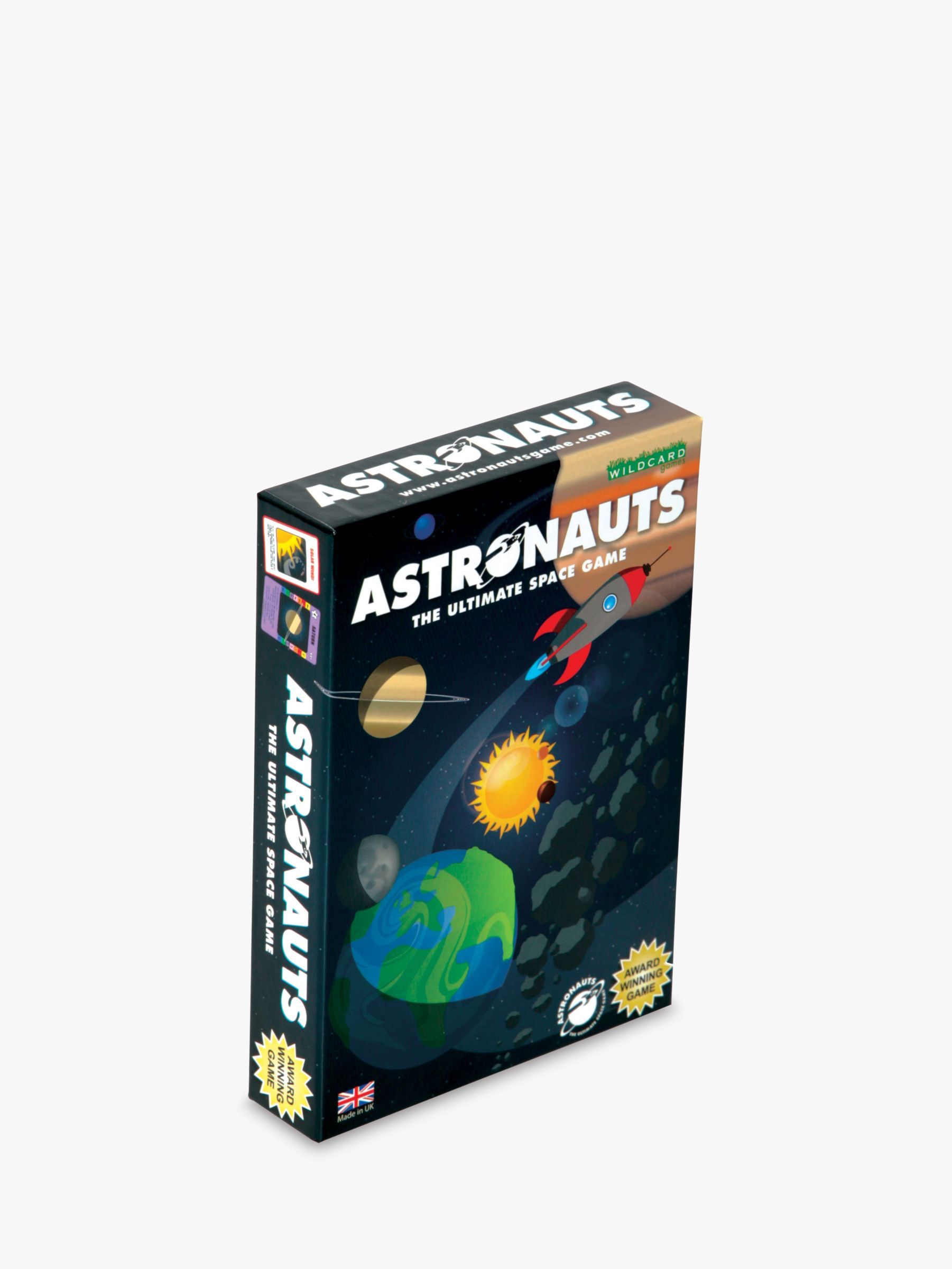 Wild Card Games Wild Card Games Astronauts Space Game