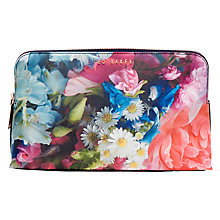 Buy Ted Baker Lileen Focus Makeup Bag, Multi Online at johnlewis.com