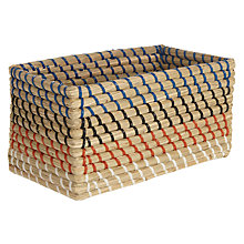 Buy John Lewis Fusion Storage Basket Online at johnlewis.com