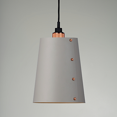 Buster + Punch Hooked 1.0 Ceiling Light, Large, Copper/Stone