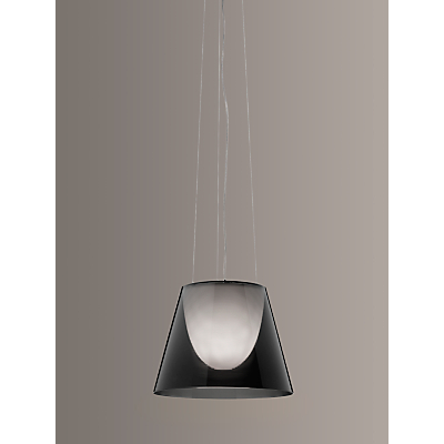 Flos K Tribe Size 2 Pendant Ceiling Light, Smoke
