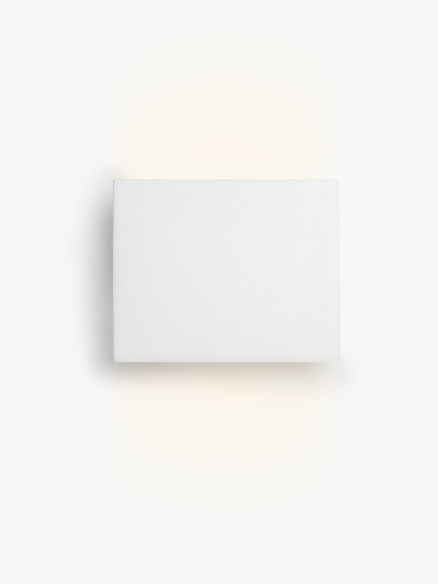 Wall Mounted Lights John Lewis : Buy Flos Tight Uplighter/Downlighter Wall Light, White John Lewis