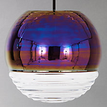 Buy Tom Dixon Flask Ball Ceiling Light, Oil Online at johnlewis.com
