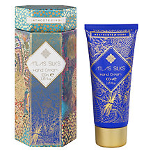 Buy Heathcote & Ivory Atlas Silk Hand Cream, 100ml Online at johnlewis.com