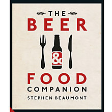 Buy The Beer & Food Companion Book Online at johnlewis.com
