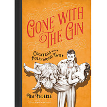 Buy Gone With The Gin Cocktail Recipe Book Online at johnlewis.com