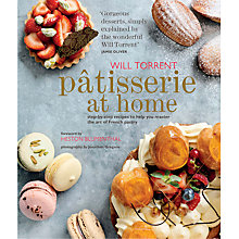 Buy Patisserie At Home Recipe Book Online at johnlewis.com