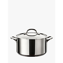 Buy Circulon Ultimum Stainless Steel 24cm Stockpot Online at johnlewis.com
