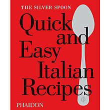 Buy Quick & Easy Italian Recipe Book Online at johnlewis.com