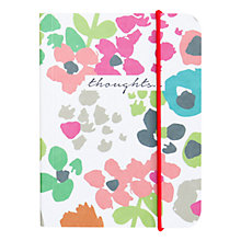 Buy Caroline Gardner Ditsy Chunky Small Notebook Online at johnlewis.com
