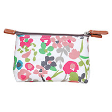 Buy Caroline Gardner Ditsy Cosmetics Bag, Multi Online at johnlewis.com