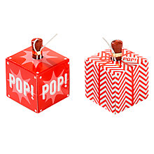Buy Talking Tables Ho Ho Ho Party Poppers Online at johnlewis.com