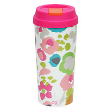 Buy Caroline Gardner  Ditsy Thermal Flask Online at johnlewis.com