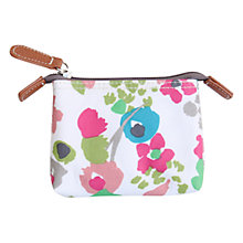 Buy Caroline Gardner Ditsy Coin Purse, Multi Online at johnlewis.com
