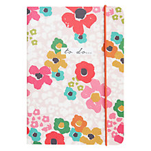 Buy Caroline Gardner Ditsy Mid A5 Notebook Online at johnlewis.com