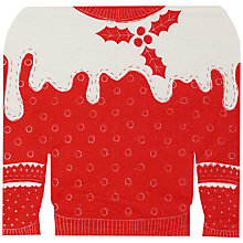Buy Ginger Ray Christmas Jumper Napkins, Pack of 20 Online at johnlewis.com