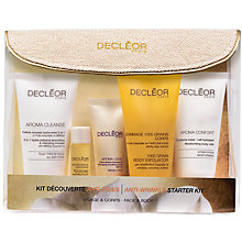 Buy Decléor Aroma Lisse Anti-Wrinkle Discovery Kit Online at johnlewis.com