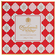 Buy Charbonnel et Walker 'Fine Chocolate Selection', Box of 16, 200g Online at johnlewis.com