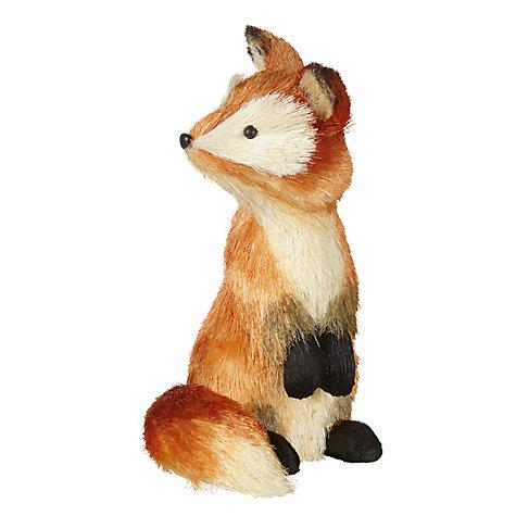 john lewis christmas fox advert
