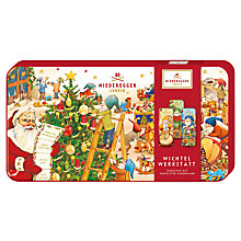 Buy Niederegger Foil Wrapped Chocolate Marzipan In Tin, 175g Online at johnlewis.com