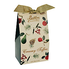 Buy Butlers Creamy Toffee Tapered Box, 200g Online at johnlewis.com