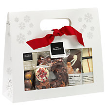 Buy Hotel Chocolat 'The Christmas Goody Bag', 335g Online at johnlewis.com