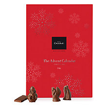 Buy Hotel Chocolat Milk Chocolate Advent Calendar, 125g Online at johnlewis.com