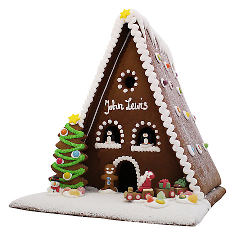 Buy Gingerbread House Extra Large John Lewis