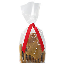 Buy Image on Food Mini Gingerbread Men, 65g Online at johnlewis.com