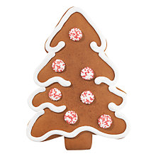 Buy Pertzborn Gingerbread Tree, 130g Online at johnlewis.com