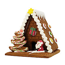 Buy Gingerbread House, 600g, Small Online at johnlewis.com