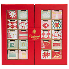 Buy Charbonnel et Walker Chocolate Advent Calendar, 310g Online at johnlewis.com