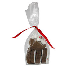 Buy Image on Food Mini Christmas Pudding Biscuits, 85g Online at johnlewis.com