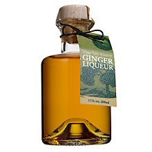 Buy Lyme Bay Ginger Liqueur, 20cl Online at johnlewis.com