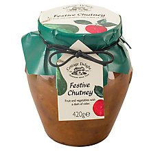 Buy Cottage Delight Festive Chutney, 420g Online at johnlewis.com