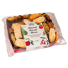 Buy Cottage Delight Almond Biscuits Slices, 175g Online at johnlewis.com