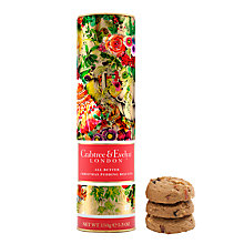 Buy Crabtree & Evelyn Christmas Pudding Biscuits, 85g Online at johnlewis.com