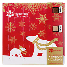 Buy Montezuma Organic Milk & White Chocolate Advent Calendar, 240g Online at johnlewis.com