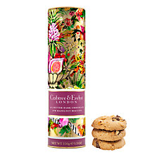 Buy Crabtree & Evelyn Dark Chocolate & Hazelnut Biscuits, 150g Online at johnlewis.com