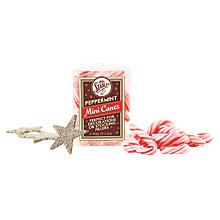 Buy Mr Stanley's Peppermint Mini Candy Canes, 60g Online at johnlewis.com