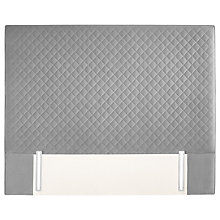 Buy John Lewis Natural Collection Brooklyn Full Height Headboard, Super King Size Online at johnlewis.com